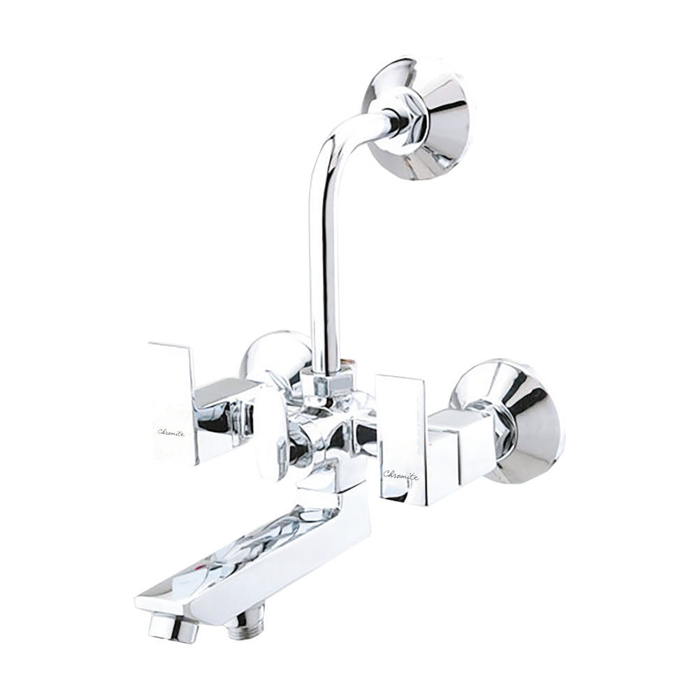 CU-119 WALL MIXER WITH BEND