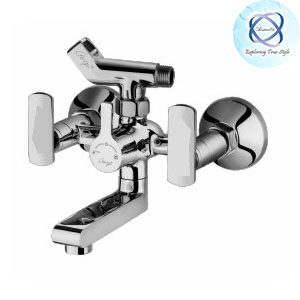 LV-113 WALL MIXER WITH CRUTCH FOR ARRANGEMENT