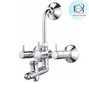MF-121 WALL MIXER 3 IN 1 SYSTEM WITH PROVISION FOR BOTH TELEPHONE SHOWER & OVERHEAD SHOWER