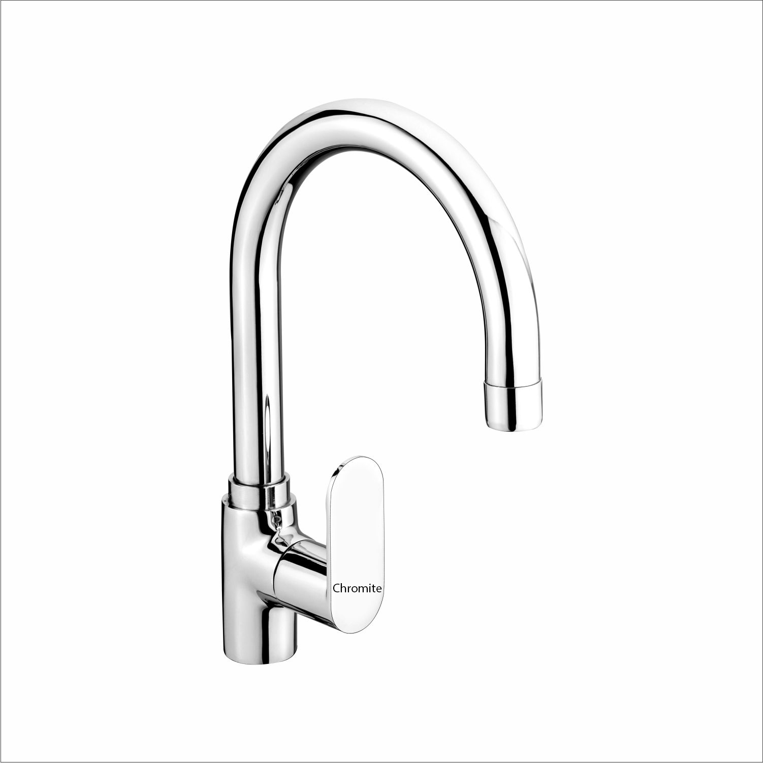 OPL-110 Swan Neck With Regular Swinging Spout (Table Mounted)