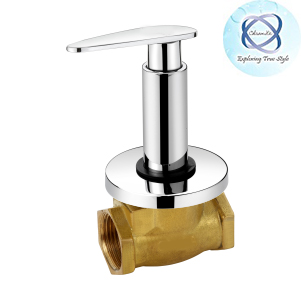 PA-116 flush-cock-with-washer-system-adjustable-wall-flange-Heavy