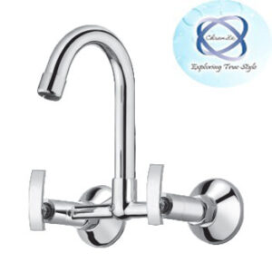 RE-116 SINK MIXER WITH REGULAR SWINGING SPOUT
