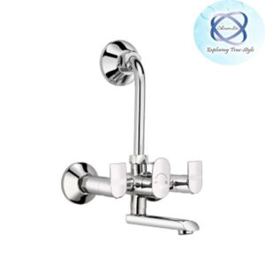 SE-111 WALL MIXER WITH BEND FOR ARRANGEMENT OF SHOWER