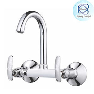SI-113 SINK MIXER WITH REGULAR SWINGING SPOUT