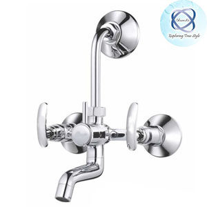SI-116 WALL MIXER WITH BEND FOR ARRANGEMENT OF OVERHEAD SHOWER